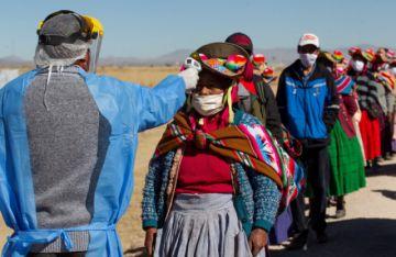Desempleo en Perú alcanza récord de 16,3%  durante confinamiento por pandemia
