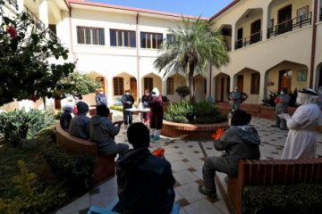 Diez ancianos mueren y 64 se contagian de coronavirus en asilo en Cochabamba