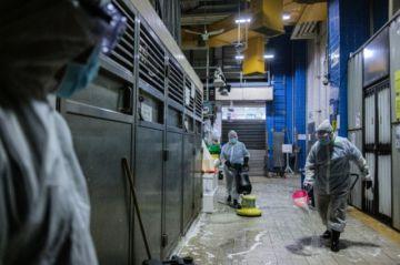 Reportan un nuevo brote de coronavirus descubierto en Xinjiang, China