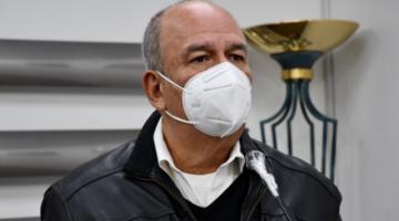 Policía intervino bloqueo en relleno sanitario de Villa Ingenio y detuvo a seis personas