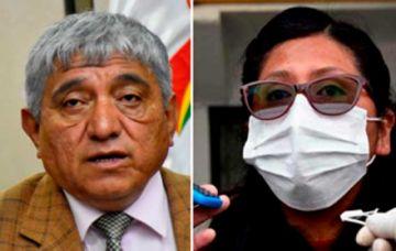 El Ministro Arias y la senadora Copa chocan por debate sobre el coronavirus