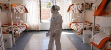 Coronavirus: bajan de 152 a 124 los municipios en riesgo alto en Bolivia
