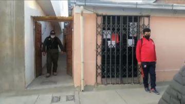Intervienen lenocinio clandestino al frente de la dirección de Educación en Potosí