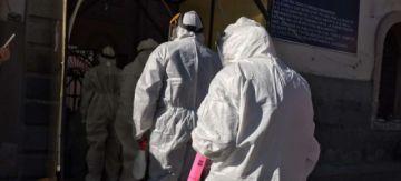 La Paz: sanitarios entran al penal de San Pedro a buscar reos con coronavirus