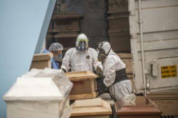 Perú supera los 13.000 muertos por coronavirus