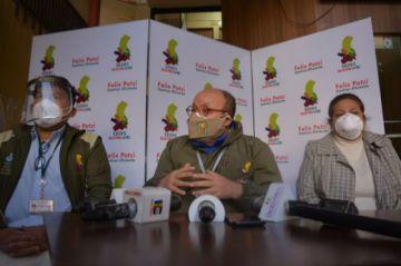 El Sedes advierte que La Paz tendrá hasta 300 nuevos casos diarios de coronavirus