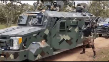 "México descarta ""declarar la guerra"" tras difusión de video con grupo armado"