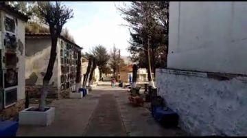 Fallecidos por coronavirus aumentan, el cementerio de Potosí se queda chico