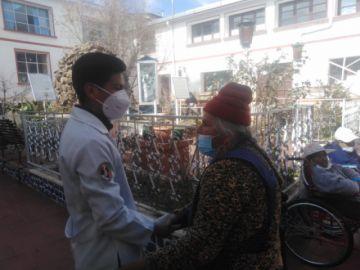 Del Asilo San Roque: 54 pacientes le ganan la batalla al coronavirus en Potosí