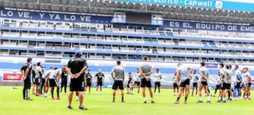 Clubes de Ecuador piden al gobierno un pronto reinicio del fútbol