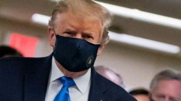 Trump cambia de percepción sobre manejo de pandemia