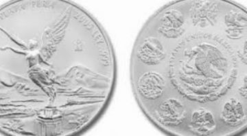 La plata alcanza su máxima cotización desde 2014