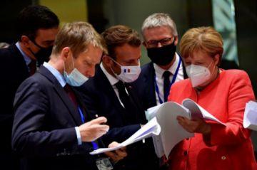 La UE logra un plan histórico para la reactivación tras pandemia