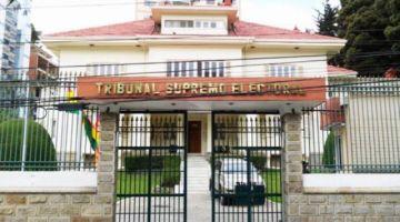 TSE notifica al MAS con denuncia sobre caso encuesta y corre plazo