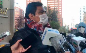 Amílcar Barral es dado de alta tras un mes de lucha contra la COVID-19