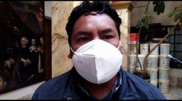 """Crean Comité de Defensa de """"Potosino Soy"""" de Humberto Iporre Salinas"""
