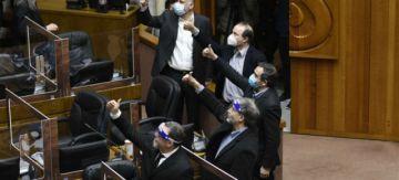 Congreso de Chile ultima  ley de retiro de fondos de pensiones