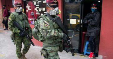 Quito se convierte en la ciudad con más casos de coronavirus en Ecuador