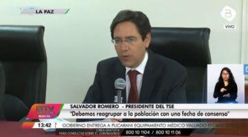 Bolivia posterga las elecciones hasta el 18 de octubre