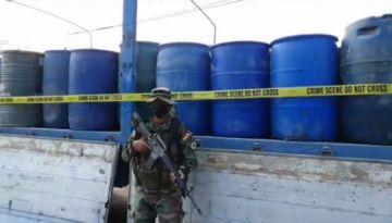 La ANH incauta de 6.100 litros de diésel y gasolina durante operativos en el Beni