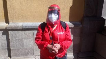 Otros dos periodistas dan positivo a coronavirus en Potosí