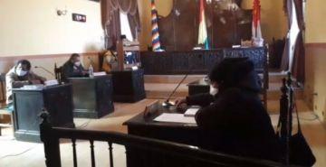 Concejales de Potosí se toman muestra de COVID-19