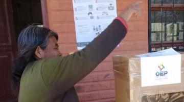 Órgano Electoral prevé la postergación de las elecciones para noviembre