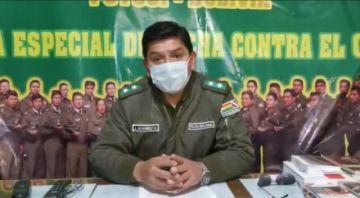 FELCC levantó cuatro cuerpos con sospecha de COVID-19 en Potosí