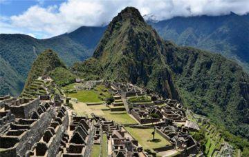 Machu Picchu celebra su aniversario sin visitantes