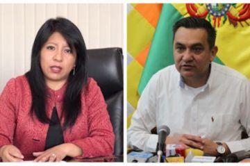 La Defensora del Pueblo y el Ministro de la Presidencia intercambian denuncias