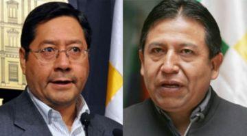 Elecciones: Mientras Morales rechaza el cambio de fecha, ni Arce ni Choquehuanca emiten opinión