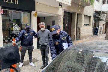 Detienen a miembros de mafia italiana que importaba cocaína de Sudamérica