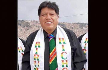 Fallece por COVID-19, Roger Soria, líder del grupo paceño Hiru Hichu