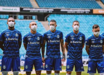 El Brasileirao prepara su inicio entre estrictas medidas de seguridad sanitaria