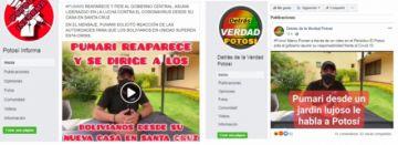 Manipulan publicación de El Potosí