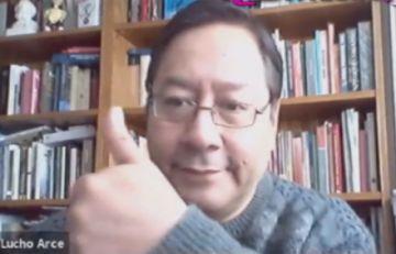 Luis Arce: el MAS, el hermano Evo ni yo estamos detrás de estas movilizaciones