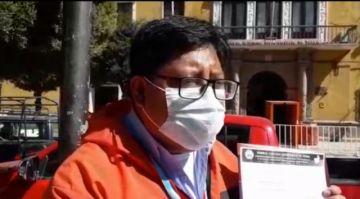 Asambleísta pide informe sobre destino de pruebas de coronavirus