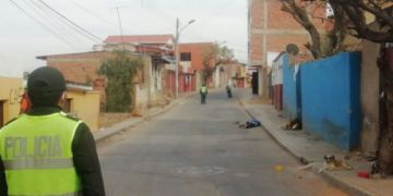 Hallan otro cadáver en vía pública de Cochabamba