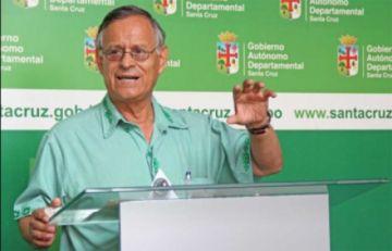 Fallece Roberto Tórrez, estrecho colaborador de Urenda en la lucha contra el COVID-19 en Santa Cruz