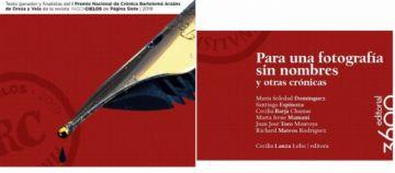 Presentan el libro del premio que lleva el nombre de Arzáns