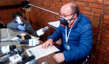 Sedes-La Paz dice que volver a cuarentena rígida depende de decisión técnica