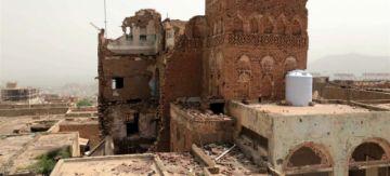 El derrumbe de un hotel en Yemen deja cuatro muertos