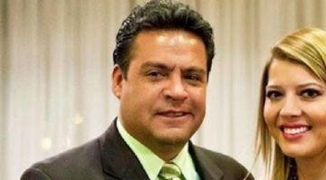 El alcalde de La Paz Revilla y su esposa dan positivo a la COVID-19