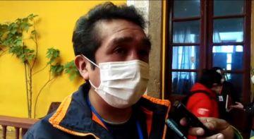 Reportan 40 sospechosos de coronavirus en el edificio del Sedes