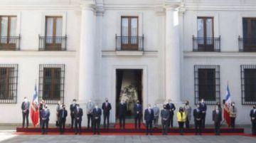 Piñera cambia a gabinete en Chile a tres meses del referéndum constitucional