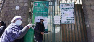 La Paz no tiene disponible una sola unidad de terapia intensiva, la gente muere en la fila