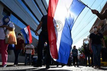 Detectan un brote de COVID-19 en cárcel de Paraguay