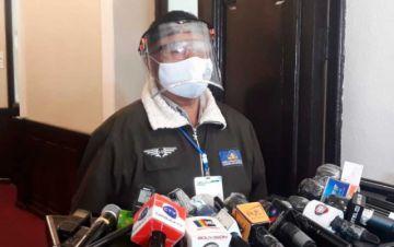 """Choque atribuye a """"infiltrados"""" los actos vandálicos registrados en El Alto"""