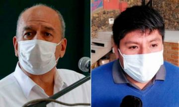 Murillo informa que el Ministerio de Gobierno presentó denuncia contra Loza por alzamiento armado