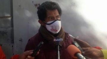 Carmona asegura que el pedido del alcalde no es claro
